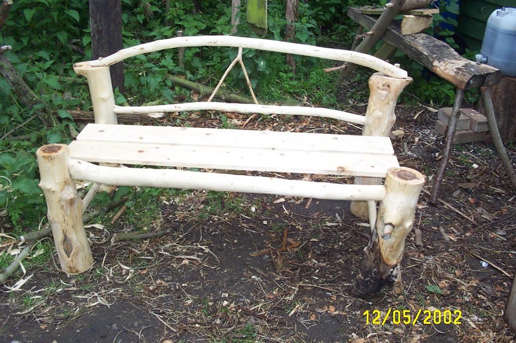 bush seat