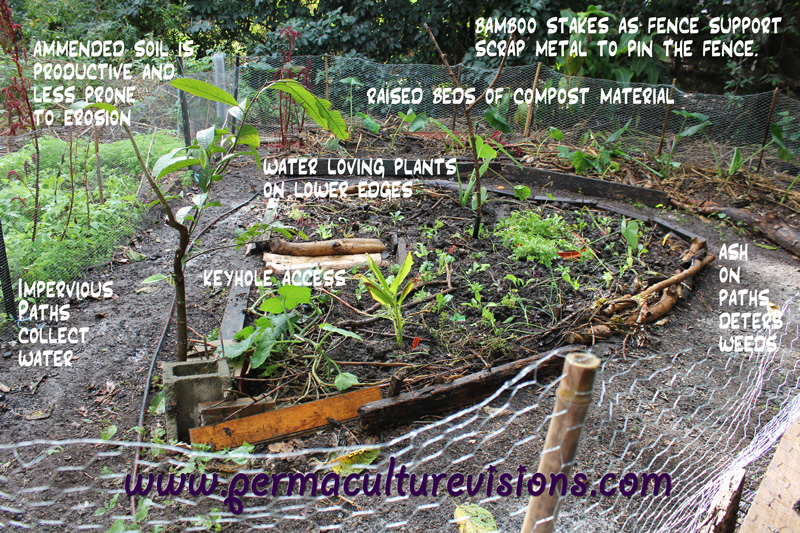 Fencing For Women Guild of Permaculture Pioneers